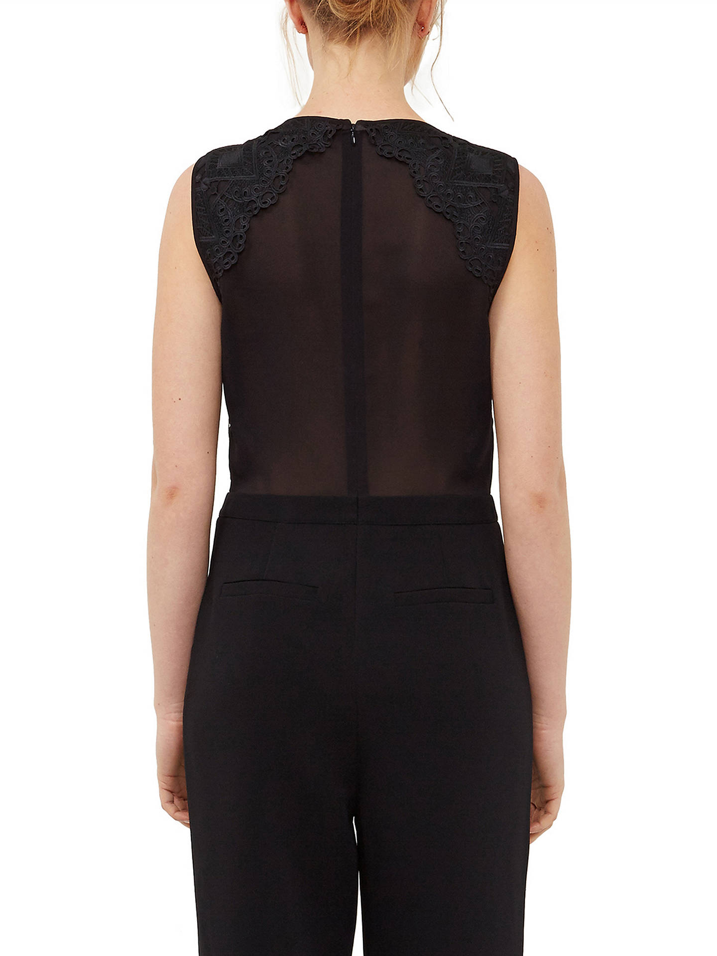 00f3d427f17a ... Buy Ted Baker Kayle Lace Panel Jumpsuit