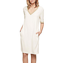 Buy Gerard Darel Harmony Dress, Beige Online at johnlewis.com