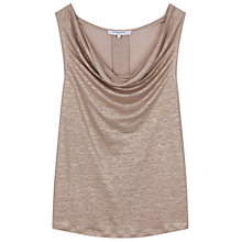 Buy Gerard Darel Zoe Linen T-Shirt Online at johnlewis.com
