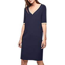 Buy Gerard Darel Harmony Dress, Navy Blue Online at johnlewis.com