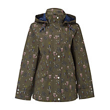 Buy White Stuff Springtime Waterproof Mac, Khaki Online at johnlewis.com