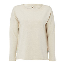 Buy White Stuff Skye Knitted Top, Natural Online at johnlewis.com