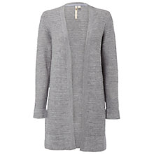Buy White Stuff Rolling Hills Cardigan, Squirrel Grey Online at johnlewis.com