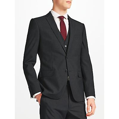 Kin by John Lewis Norton Slim Fit Suit Jacket, Charcoal