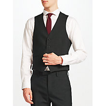 Buy Kin by John Lewis Norton Slim Fit Waistcoat, Charcoal Online at johnlewis.com