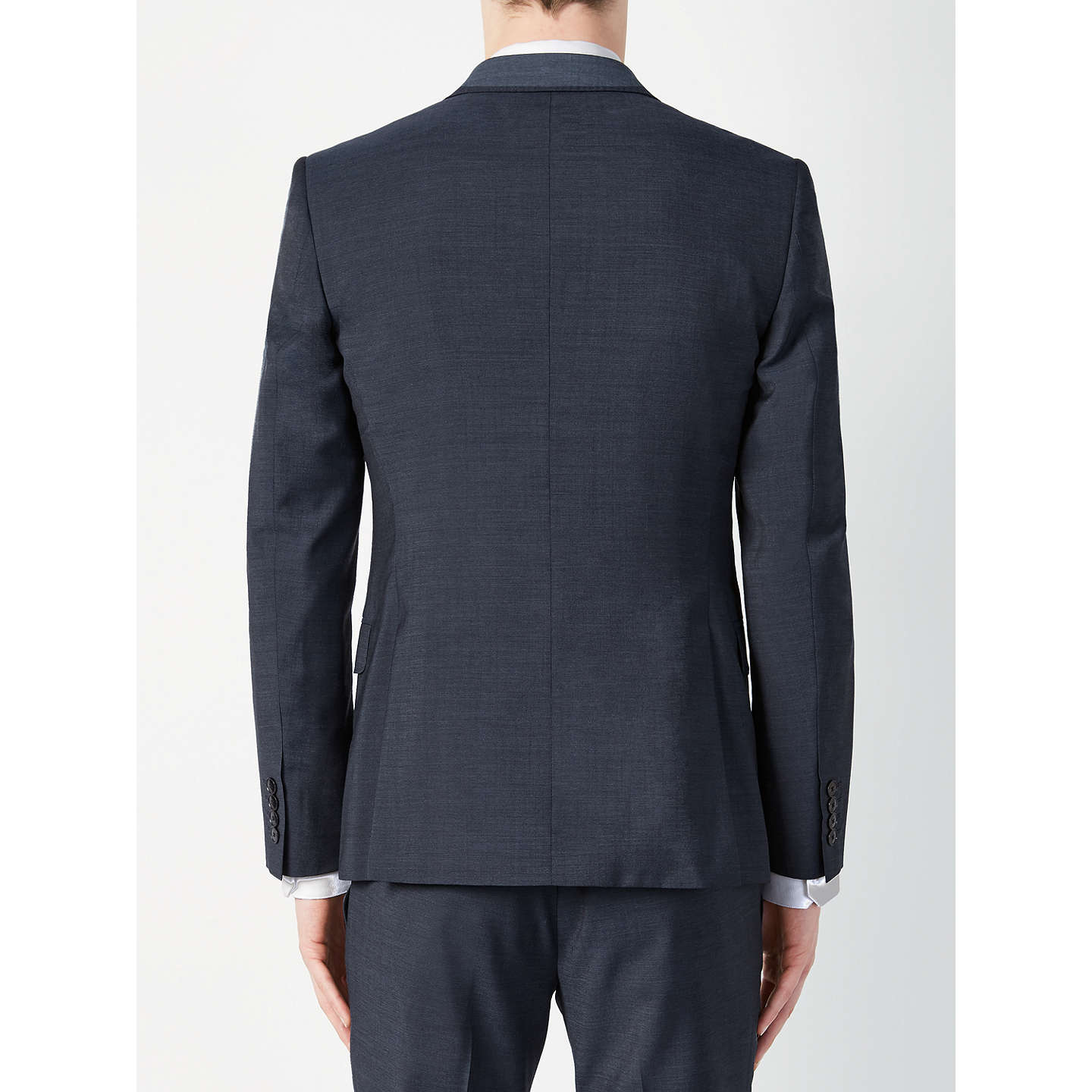 BuyKin by John Lewis Addison Tonic Slim Fit Suit Jacket, Petrol, 40R Online at johnlewis.com