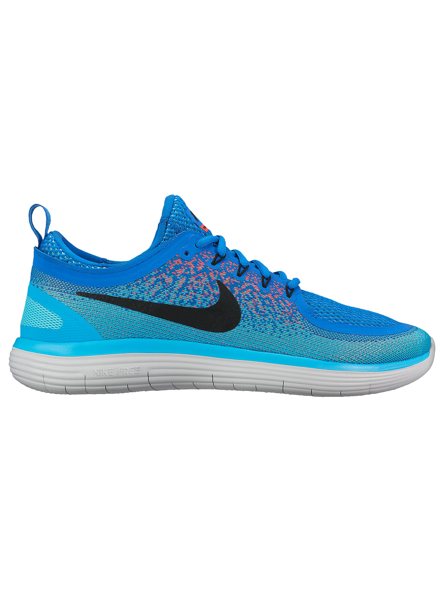 843860ec4ca ... where can i buy buynike free rn distance 2 mens running shoe blue 7 online  at