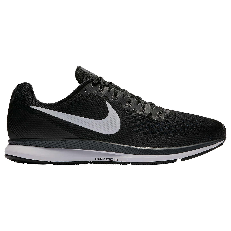 BuyNike Air Zoom Pegasus 34 Men's Running Shoes, Black/White, 7 Online at  ...