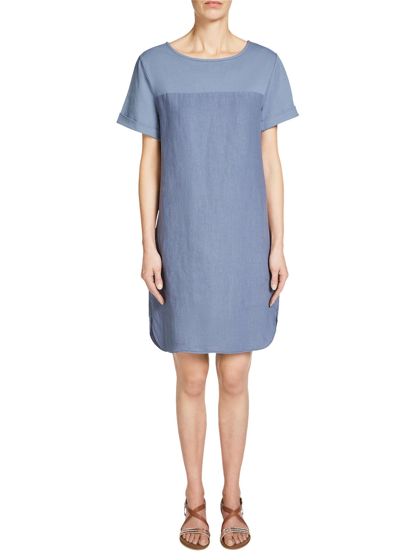 51ba0ab11e Buy Oui Linen Shift Dress