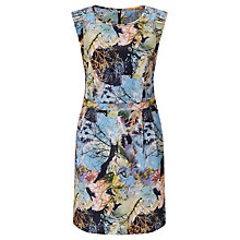 Buy BOSS Orange Aday Printed Dress, Multi Online at johnlewis.com