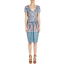 Buy Oui Paisley Print Dress, Multi Online at johnlewis.com