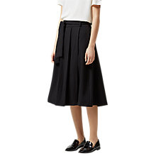 Buy Selected Femme Abela Skirt, Black Online at johnlewis.com
