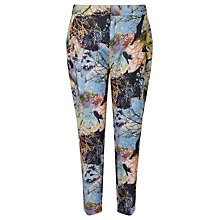 Buy BOSS Orange Seike Printed Trousers, Multi Online at johnlewis.com