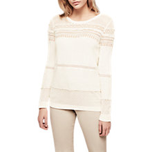 Buy Gerard Darel Anvers Jumper, Beige Online at johnlewis.com