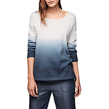 Buy Gerard Darel Azalée Jumper, Blue/Multi Online at johnlewis.com