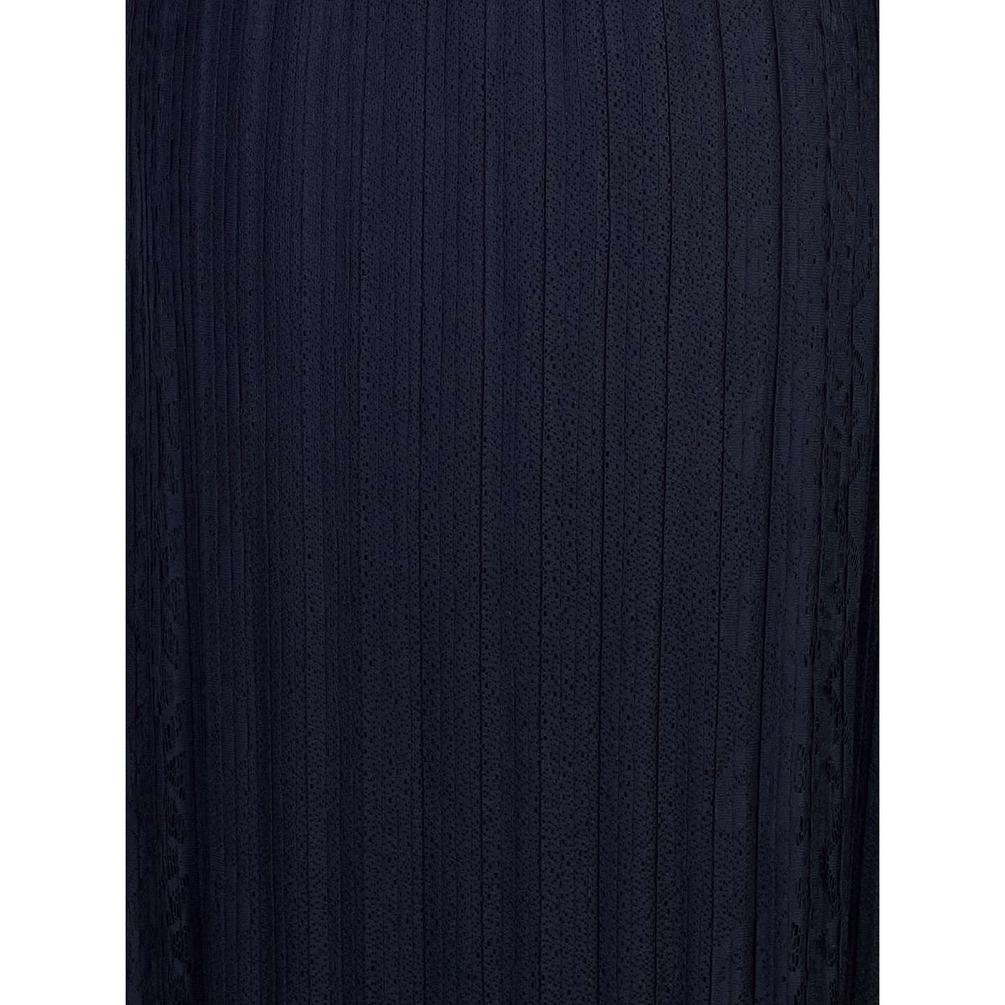 BuyChesca Crush Pleat Dress, Navy, 12-14 Online at johnlewis.com