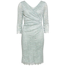 Buy Gina Bacconi Stretch Glitter Dress, Eau Online at johnlewis.com