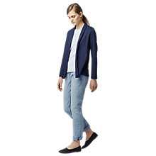 Buy Warehouse Ponte Jacket Online at johnlewis.com