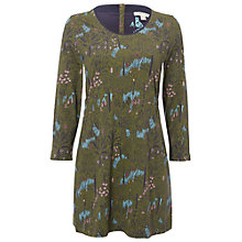 Buy White Stuff Kolrabi Jersey Tunic Top, Spring Green Online at johnlewis.com
