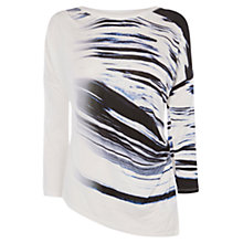 Buy Karen Millen Oversized Tunic, Multi Online at johnlewis.com