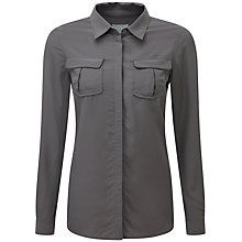 Buy Pure Collection Pleat Pocket Shirt Online at johnlewis.com