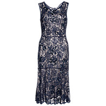 Buy Gina Bacconi Beaded Lace Dress Online at johnlewis.com