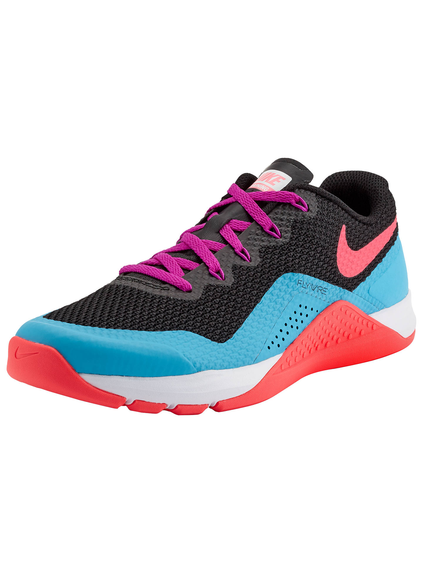 official photos a93ee 92c90 Buy Nike Metcon Repper DSX Women s Cross Trainers, Black Pink, 4 Online at  ...