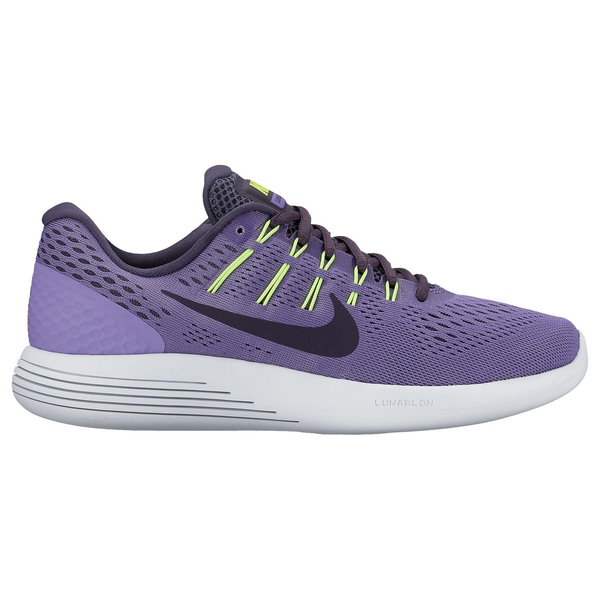hot sale online 472f3 8b9cb Nike LunarGlide 8 Women s Running Shoes at John Lewis   Partners