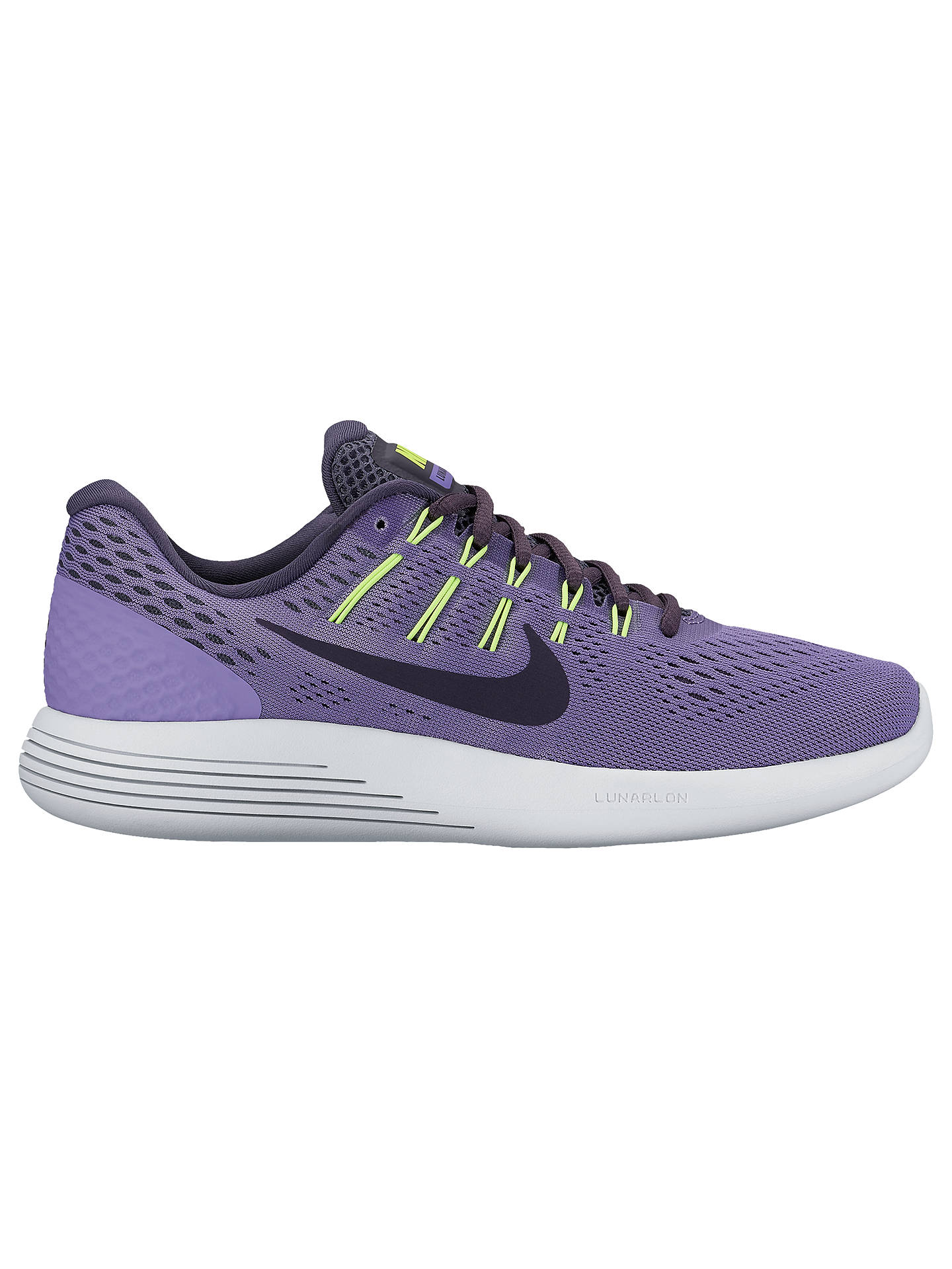 wholesale dealer 9c553 a86e2 Nike LunarGlide 8 Women's Running Shoes at John Lewis & Partners