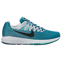 Buy Nike Air Zoom Structured 20 Women's Running Shoes Online at johnlewis.com