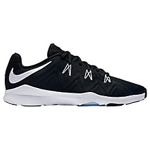 Buy Nike Nike Zoom Condition TR Women's Cross Trainers, Black/White Online at johnlewis.com