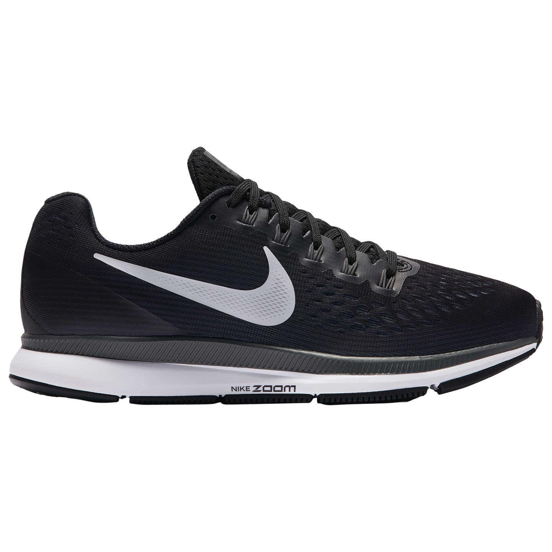 BuyNike Air Zoom Pegasus 34 Women's Running Shoes, Black/White/Grey, 4 ...