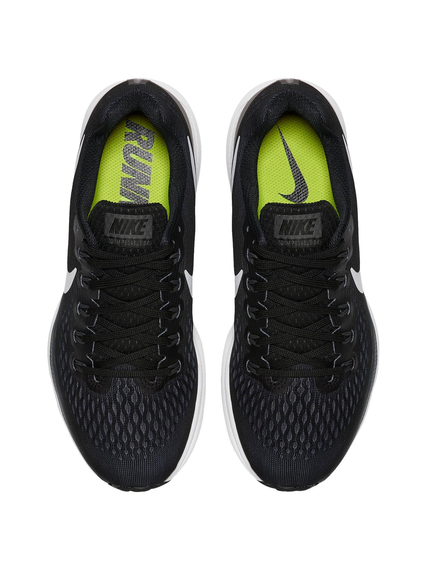 reputable site 1d685 a6d12 Nike Air Zoom Pegasus 34 Women's Running Shoes at John Lewis ...