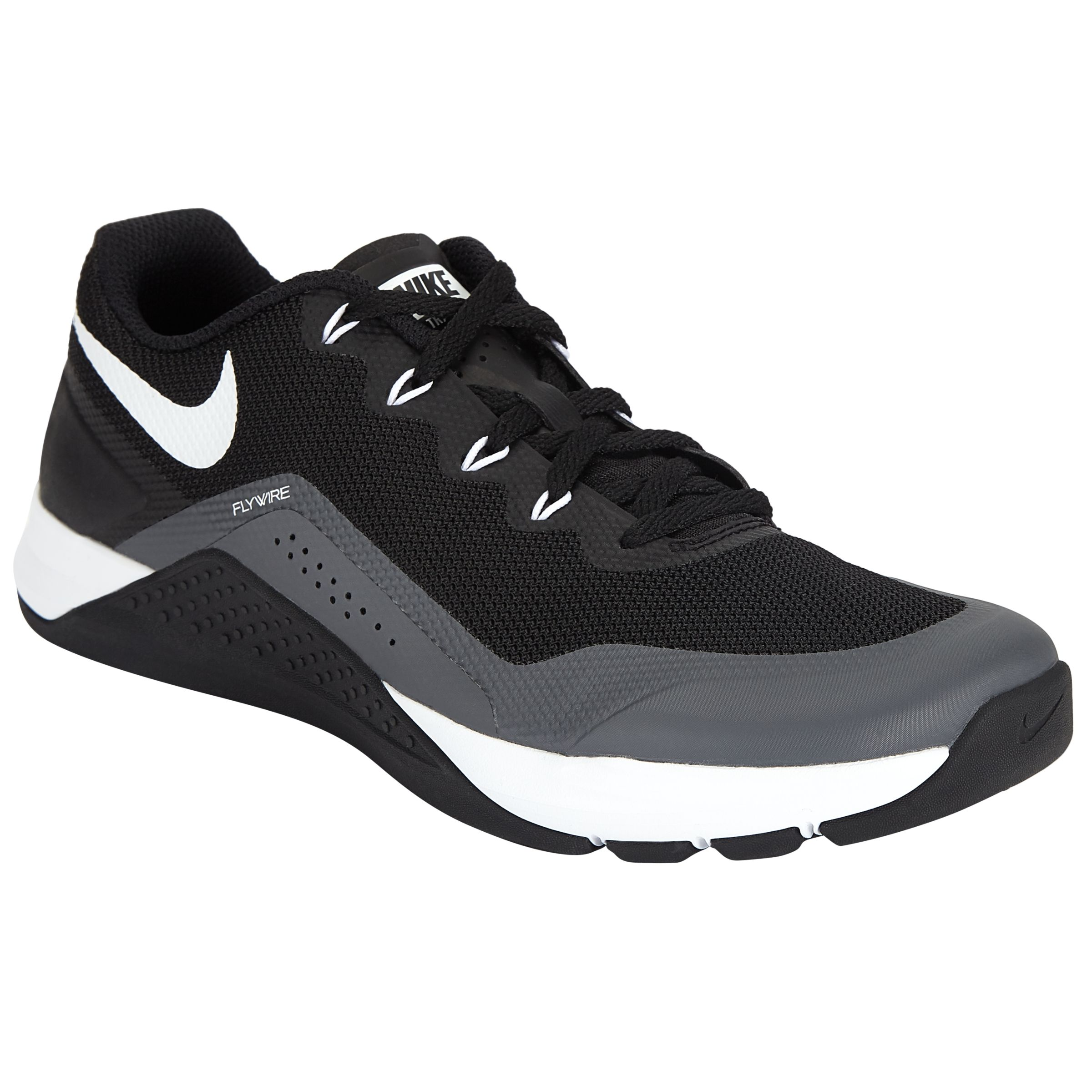 01592a4d980e2 Nike Metcon Repper DSX Women's Cross Trainers, Black/White/Grey at ...