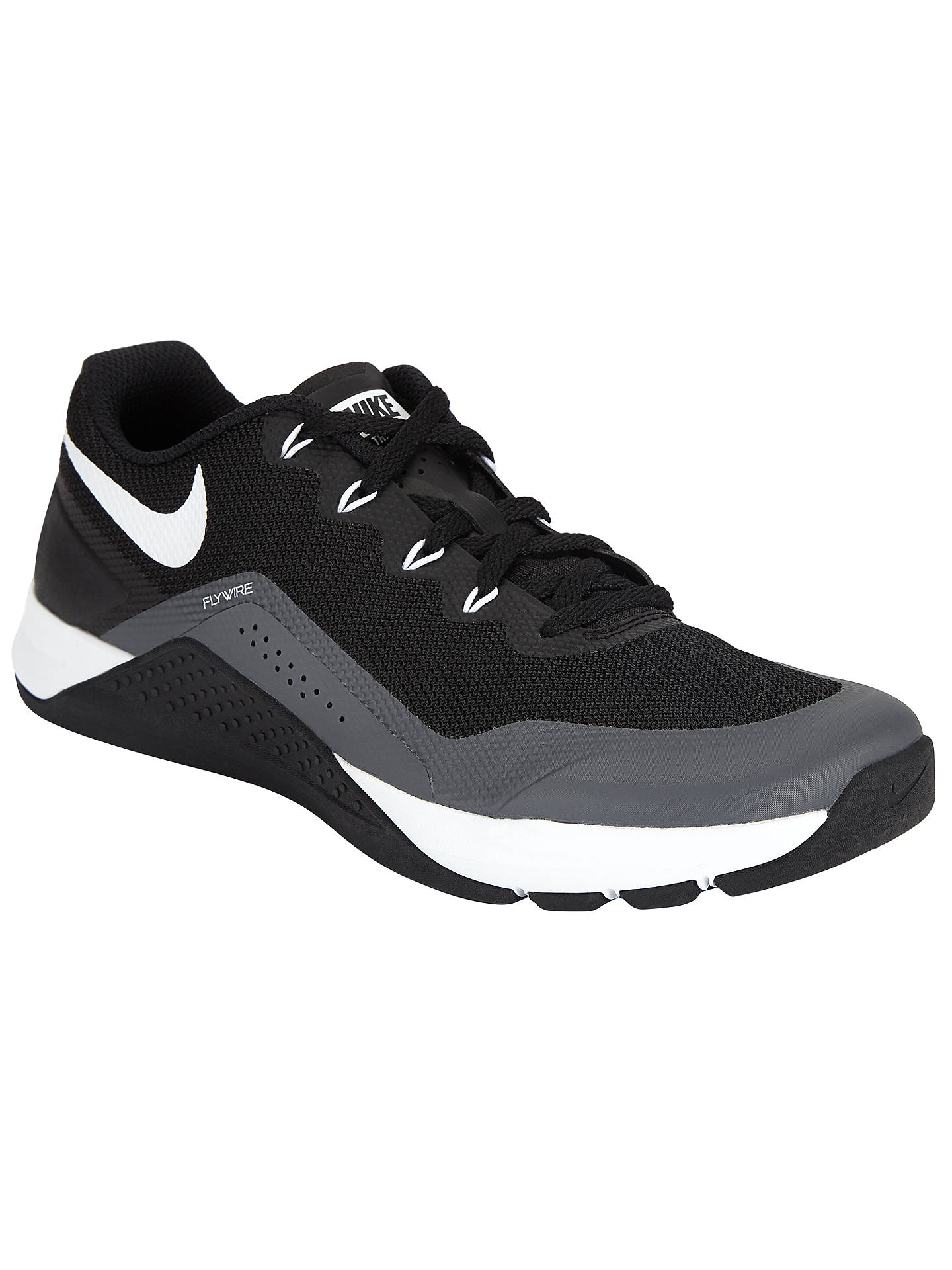 06698dc43bc29b Buy Nike Metcon Repper DSX Women's Cross Trainers, Black/White/Grey, 4 ...