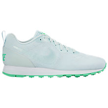 Buy Nike MD Runner 2 BR Women's Trainers, Blue Online at johnlewis.com