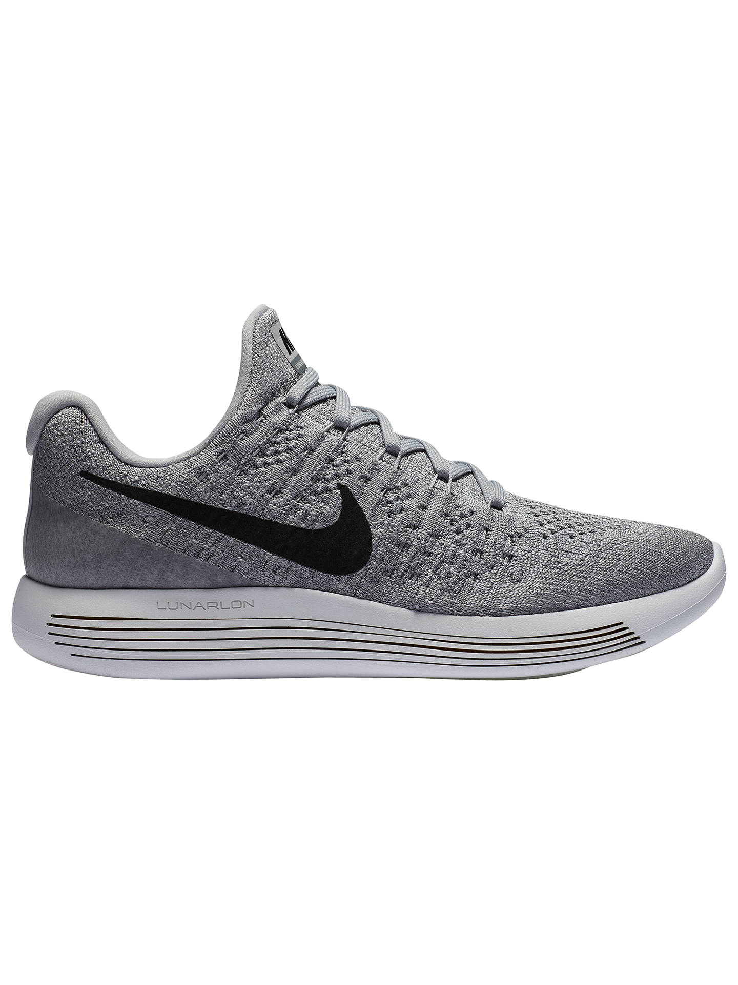5e892d3574b94 Nike LunarEpic Low Flyknit 2 Women s Running Shoes at John Lewis ...