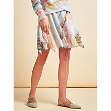 Buy Modern Rarity Drape Skirt, Waterfall Online at johnlewis.com