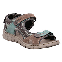 Buy Josef Seibel Stefanie 23 Sandals Online at johnlewis.com