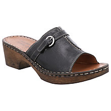 Buy Josef Seibel Rebecca 21 Slip On Sandals Online at johnlewis.com