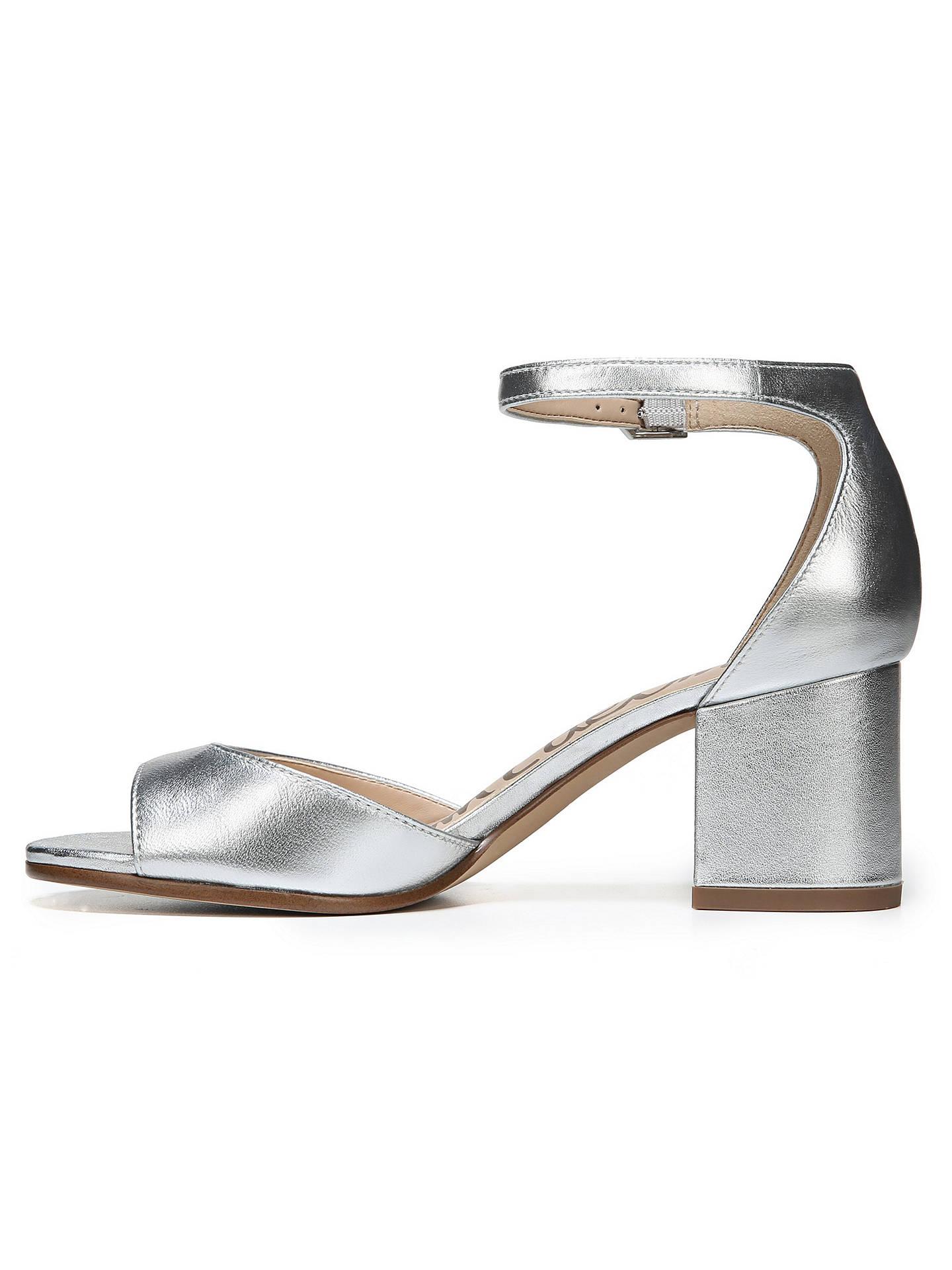 40767a56af209b Sam Edelman Susie Block Heeled Sandals at John Lewis   Partners