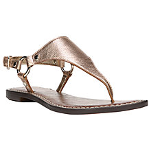Buy Sam Edelman Greta Toe Post Sandals Online at johnlewis.com