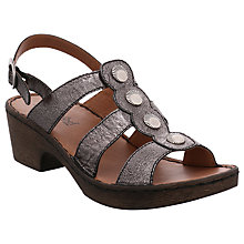 Buy Josef Seibel Rebecca 55 Slingback Sandals Online at johnlewis.com
