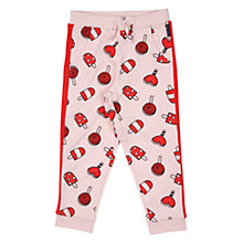 Buy Polarn O. Pyret Girls' Ice Cream Joggers, Pink Online at johnlewis.com