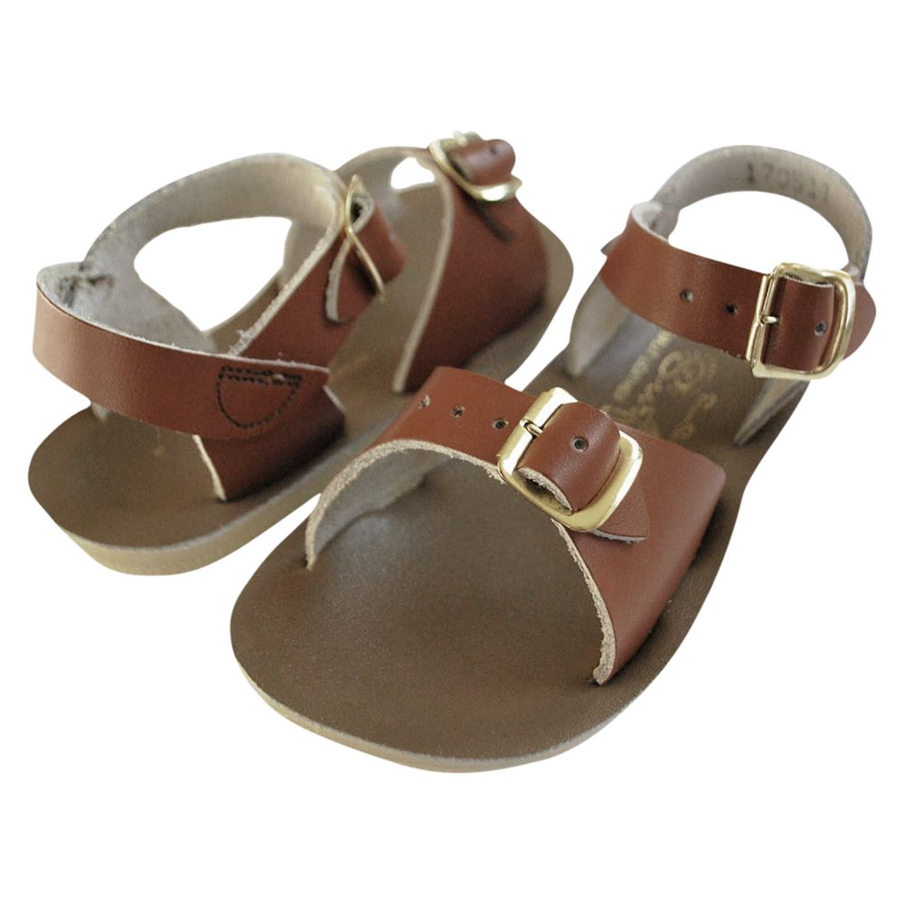 Sandals Partners Leather Children's Lewisamp; At Salt Water John Surfer WoCdrxeB