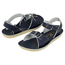 Buy Salt-Water Children's Surfer Leather Sandals Online at johnlewis.com