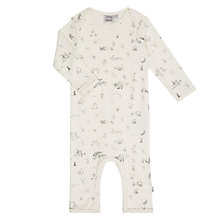 Buy Wheat Disney Baby Winnie The Pooh Playsuit, Ivory Online at johnlewis.com