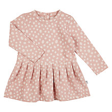 Buy Wheat Baby Disa Spot Jersey Dress, Mellow Rose Online at johnlewis.com