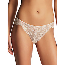 Buy Elle Macpherson Body Zest Lace Bikini Briefs Online at johnlewis.com