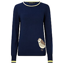 Buy Sugarhill Boutique Nita Birdie Jumper, Navy/Multi Online at johnlewis.com